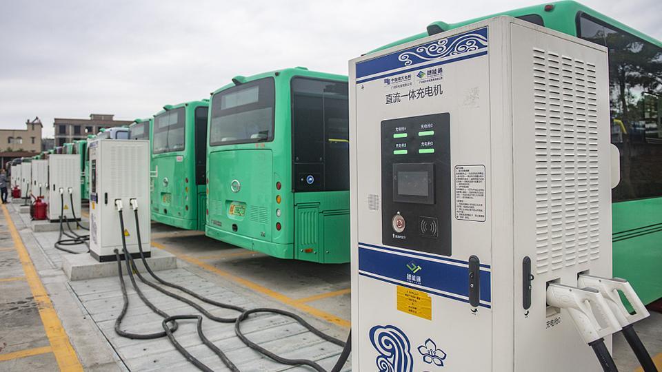carga eléctrica de vehículos