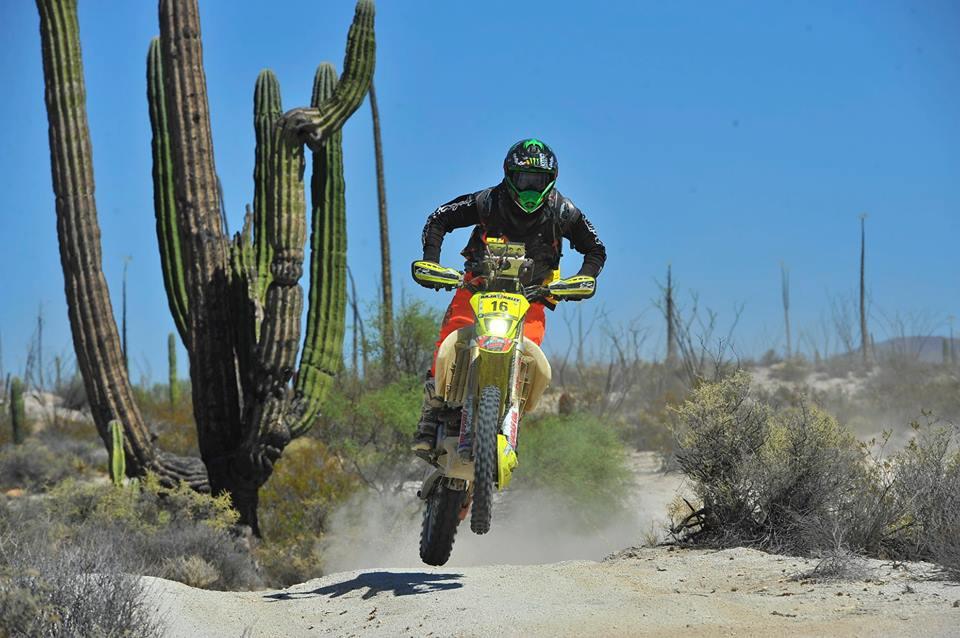 Baja Rally Moto