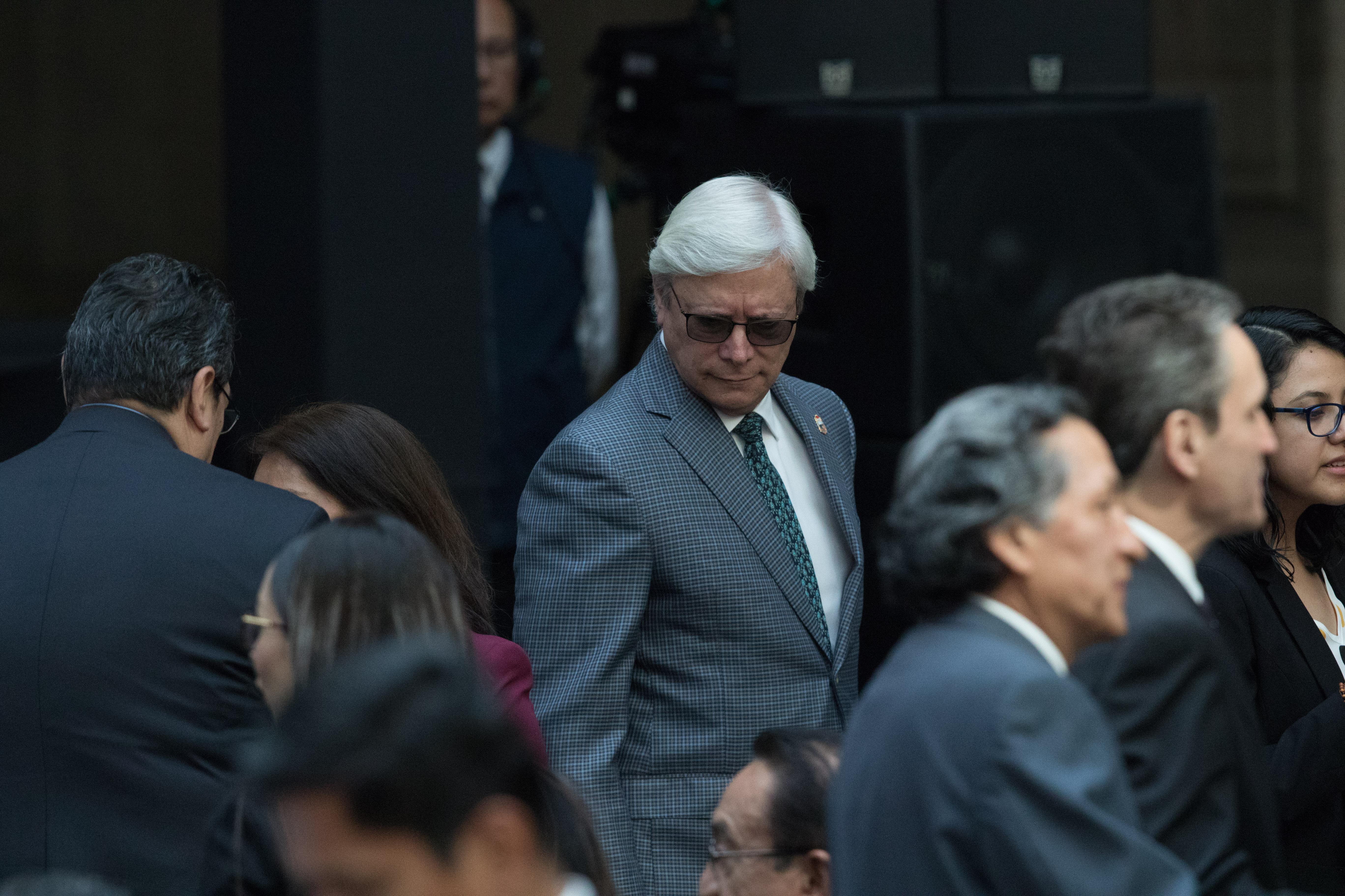 Jaime Bonilla Valdez, gobernador electo de Baja California