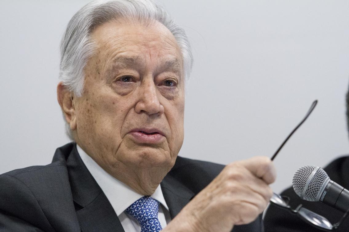 Manuel Bartlett Díaz, director de la Comisión Federal de Electricidad