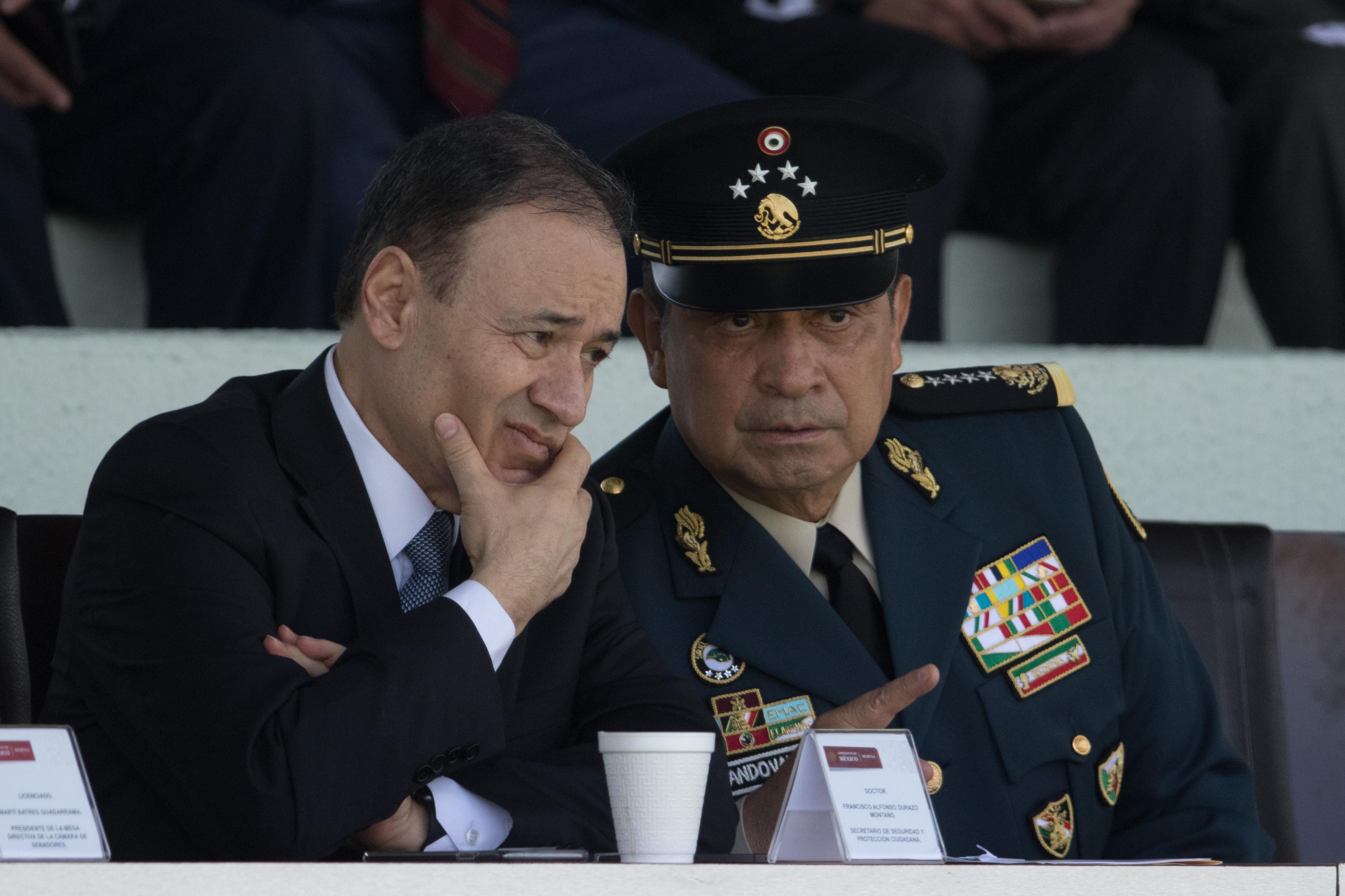 Un patrullaje de rutina provocó la captura del hijo del Chapo Guzmán