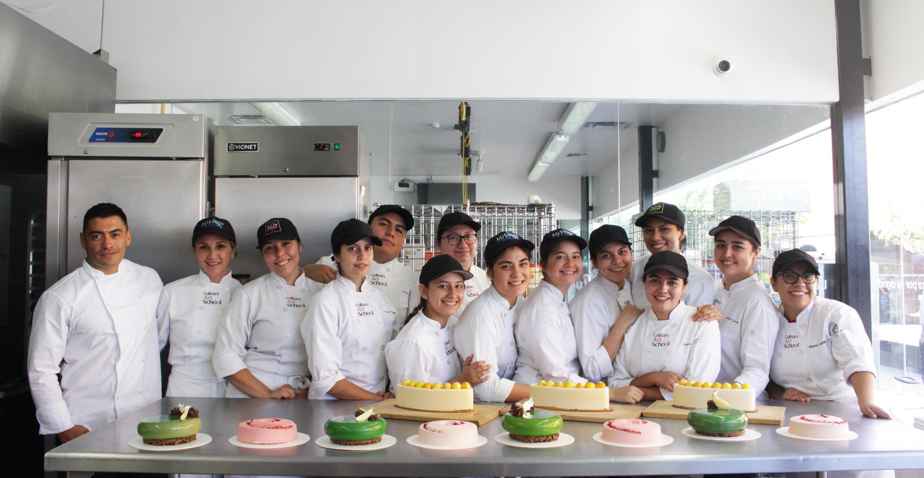 Los chefs del Culinary Art School salen a las mejores cocinas del mundo