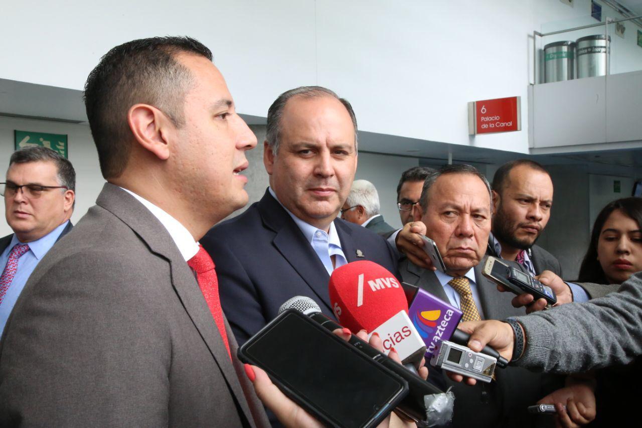 Coparmex no es oposición al gobierno de AMLO: Gustavo de Hoyos