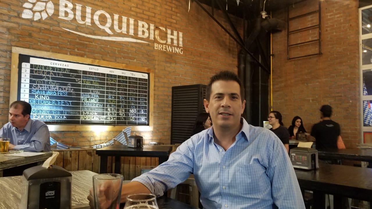La cerveza artesanal Buqui Bichi quiere llegar a todo México