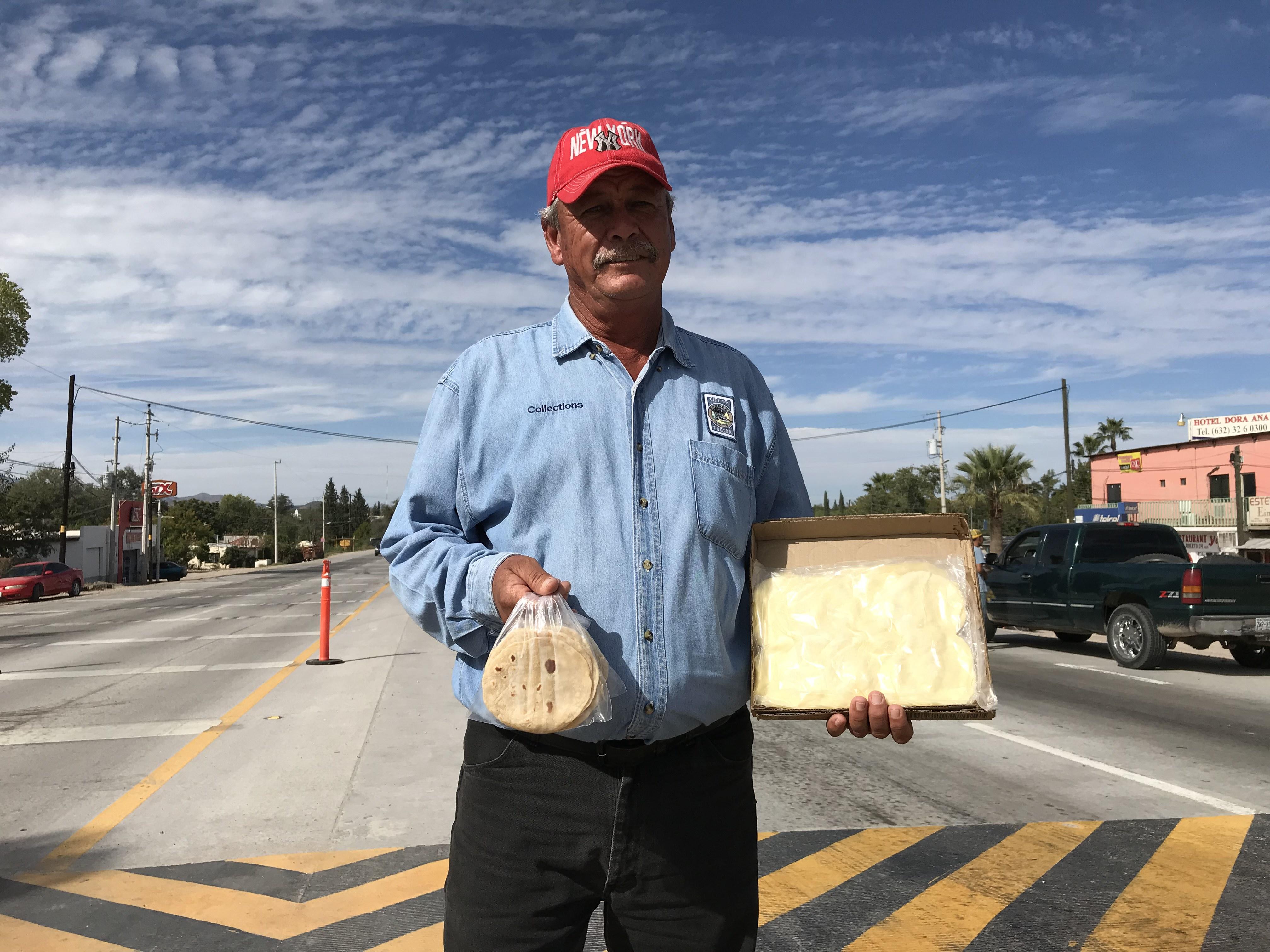 """Las """"quesadillas"""" de Ímuris, un queso artesanal avalado por científicos"""