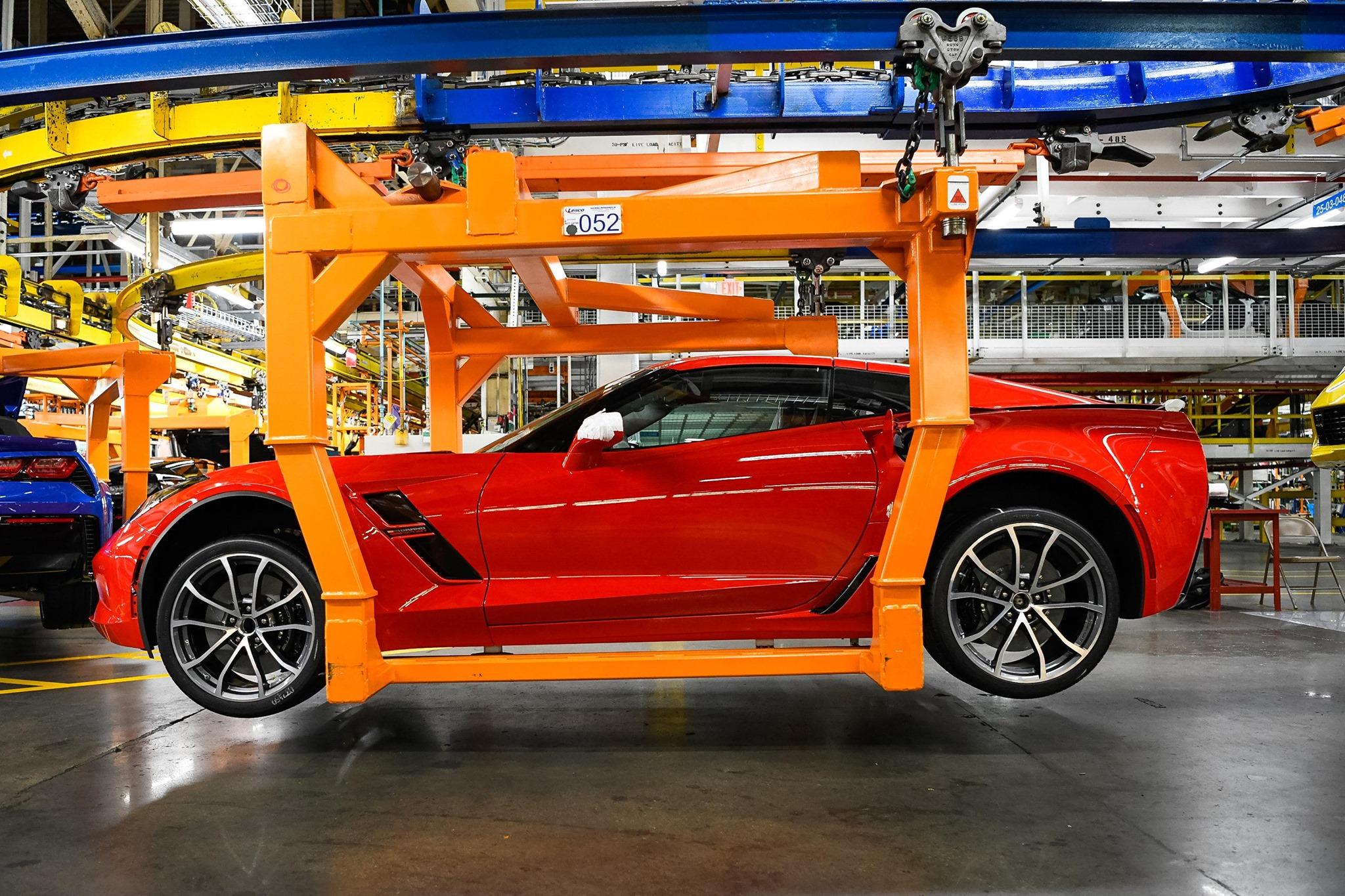 General Motors alista nueva planta de pintura en Coahuila