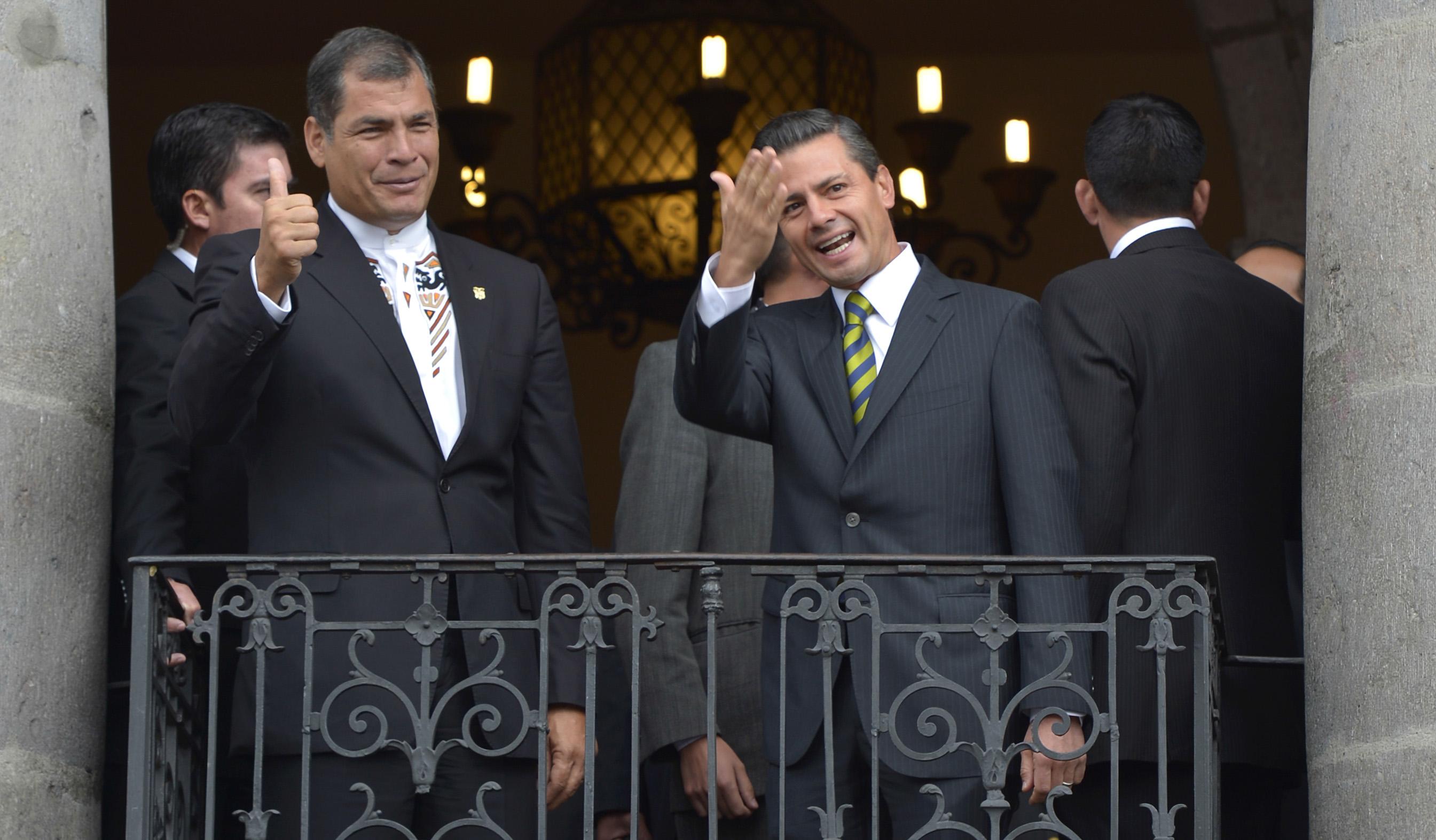Claudia Sheinbaum será presidenta de México: Rafael Correa