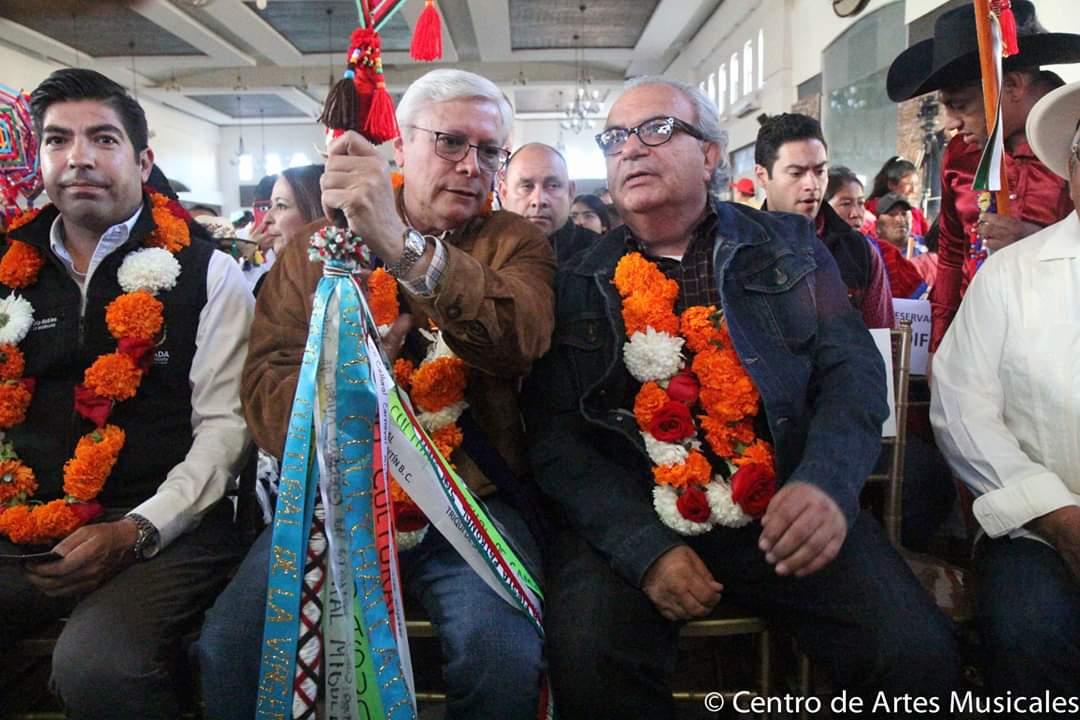 Tener una sinfónica es el sueño del gobernador de Baja California: Pedro Ochoa