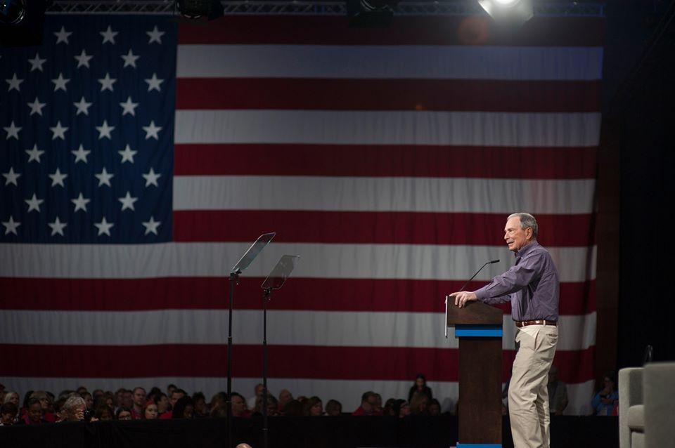 Michael Bloomberg sueña con ser presidente de Estados Unidos