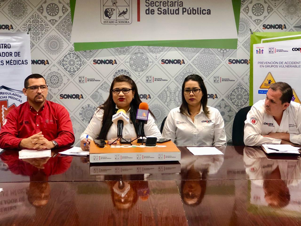 Trazan una campaña para salvar vidas durante el invierno en Sonora