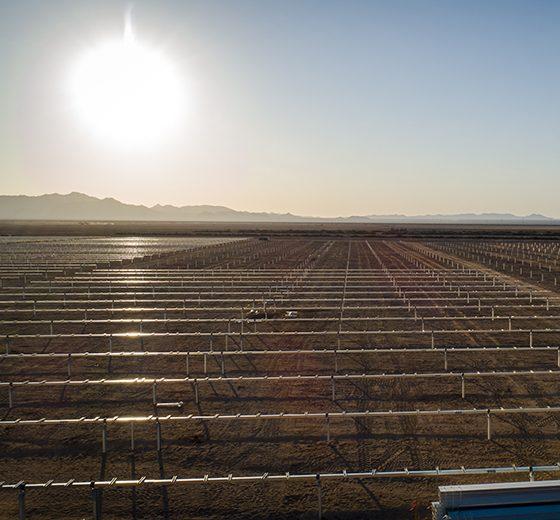 Las startups venderán energía solar producida en el desierto de Sonora