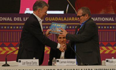 Soplan vientos de democracia en México: Rodrigo Londoño