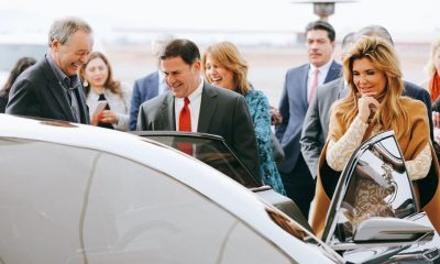 os vehículos eléctricos Lucid Air tendrá autopartes fabricadas en Sonora