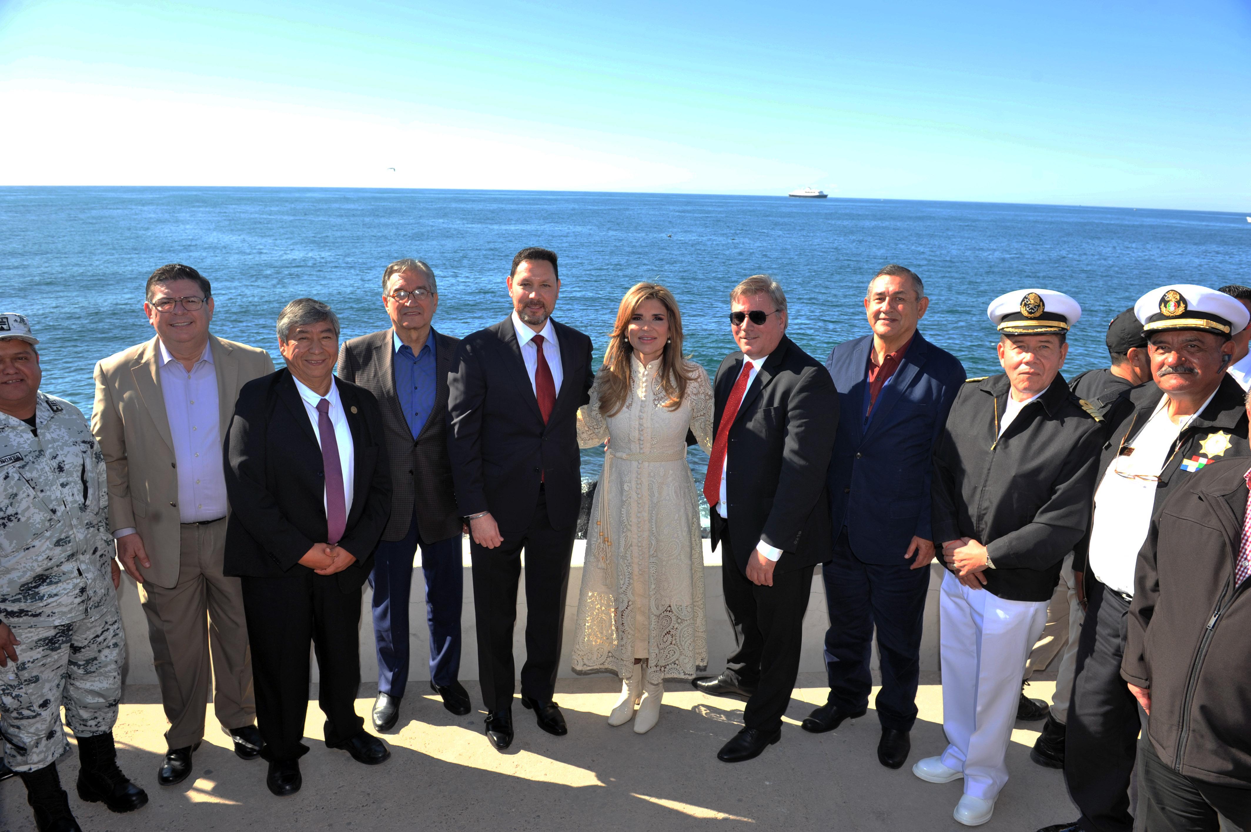 Navegarán cruceros más grandes para el verano en el Mar de Cortés