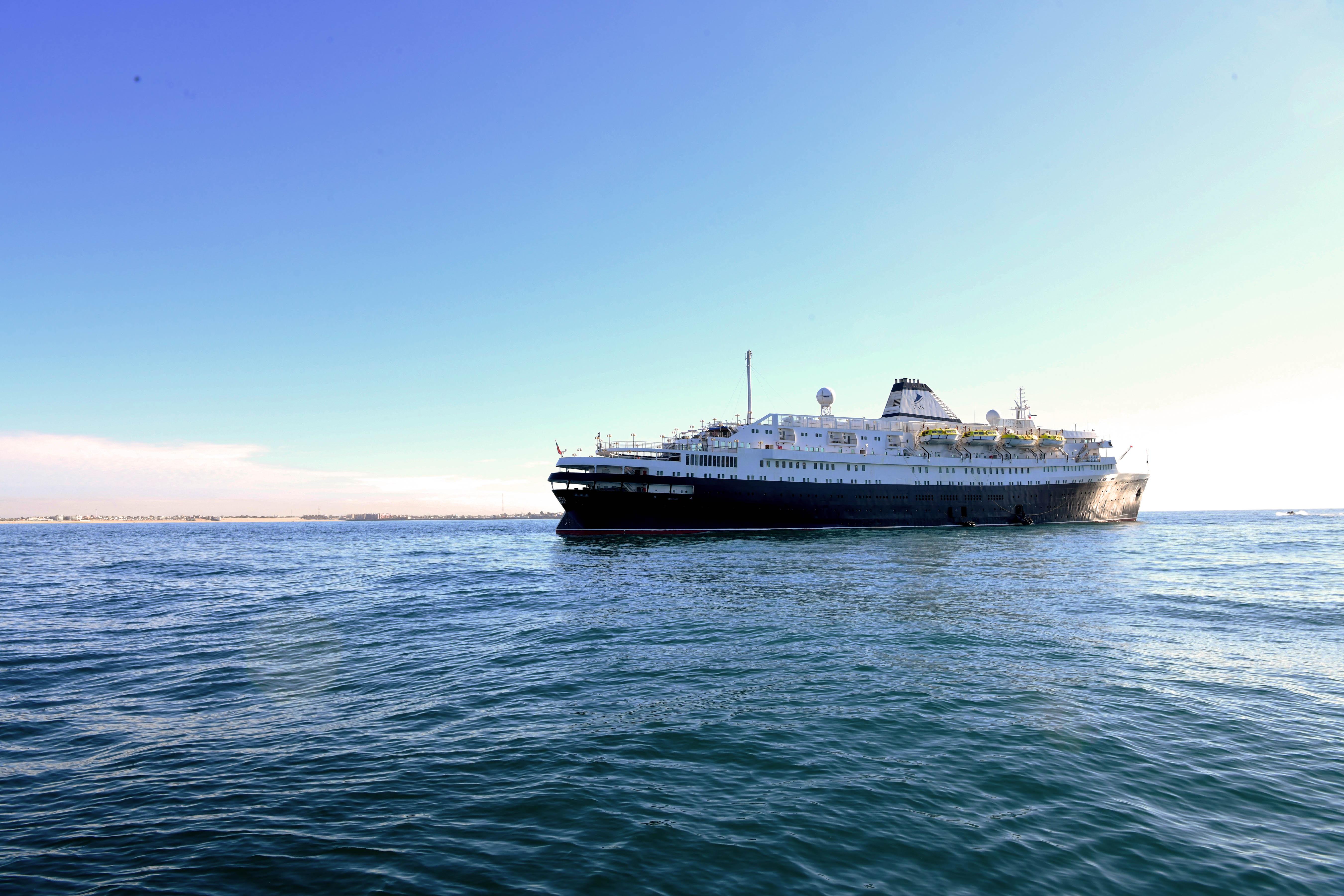 El crucero Astoria deja derrama de 190 mdp en el Mar de Cortés