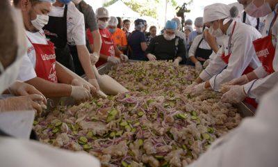 Chefs preparán el aguachile más grande del mundo en Tijuana
