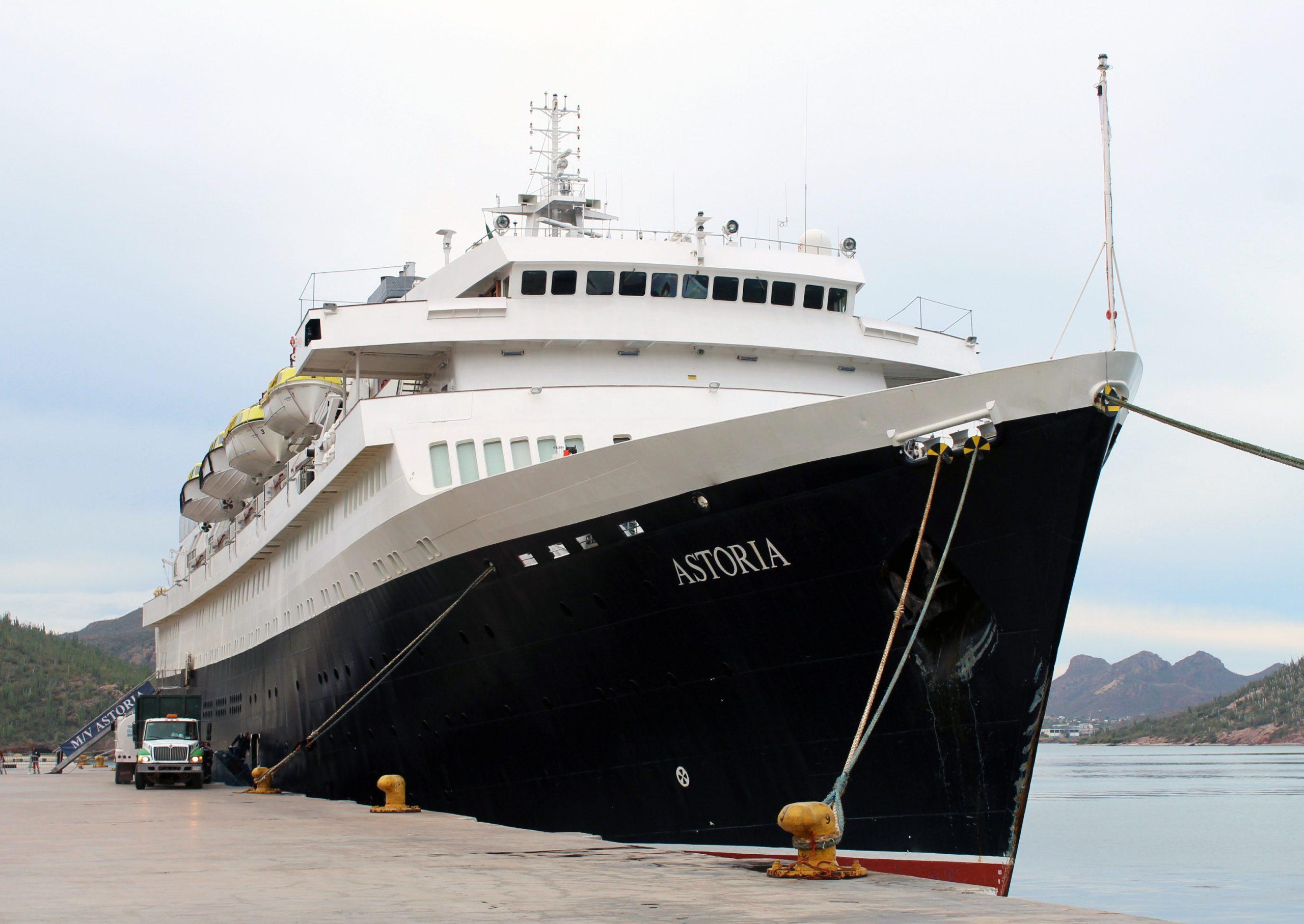 Cabildean la llegada de más cruceros al Mar de Cortés