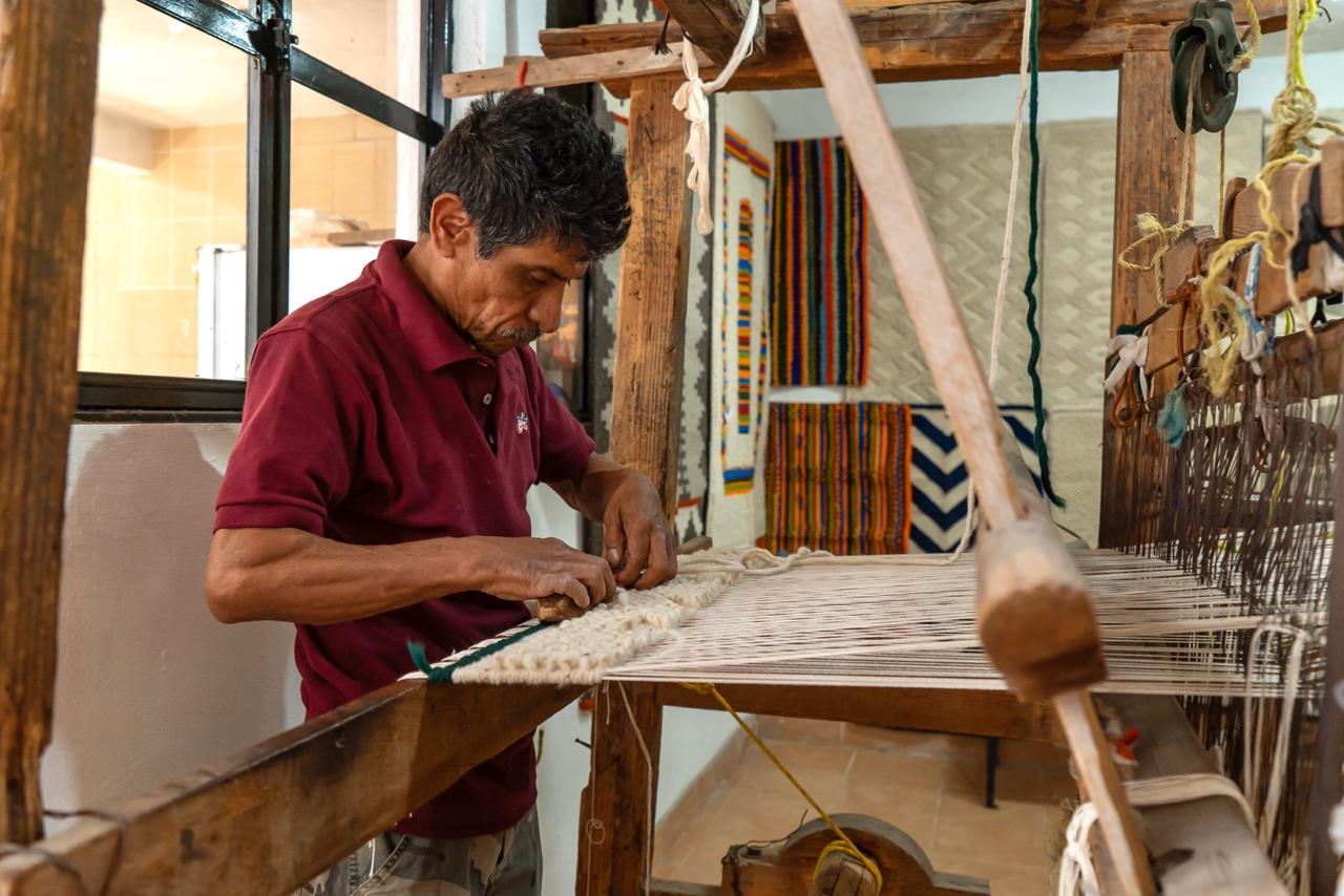 artesanías hechas a mano