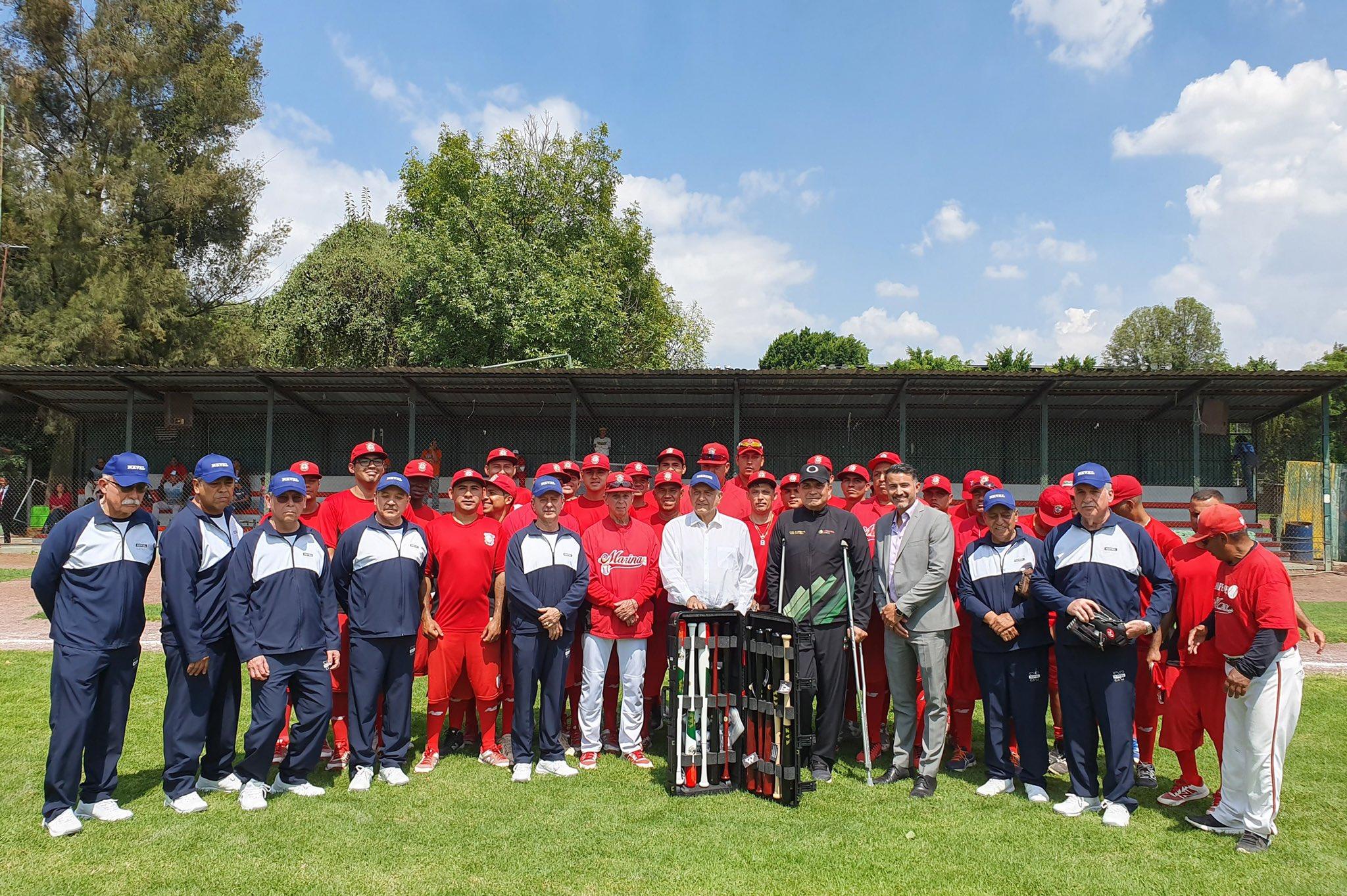 Equipo de béisbol amateur Semar