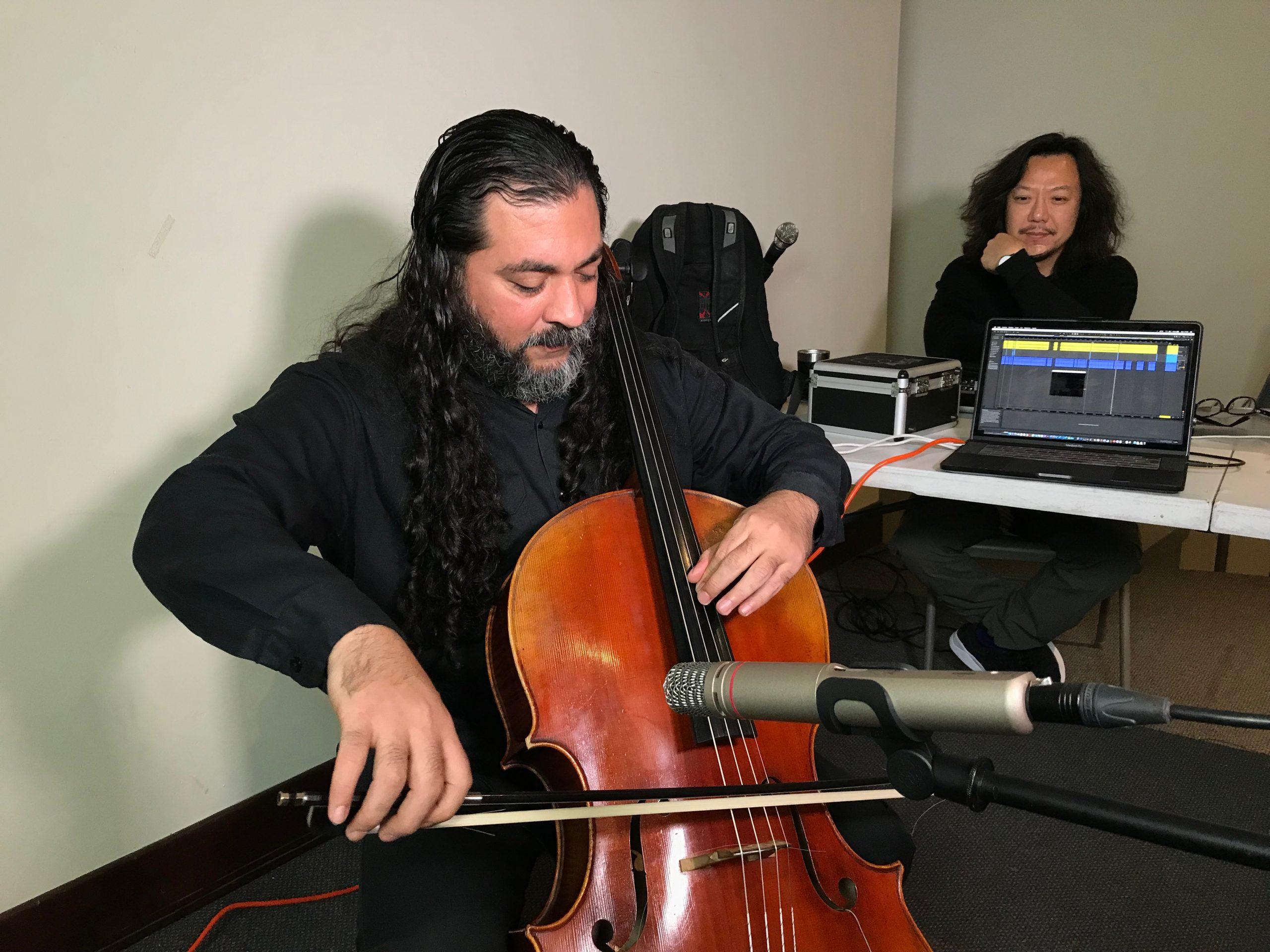 La música de los chamanes es moderna y desde las raíces: Tetsuya Hori
