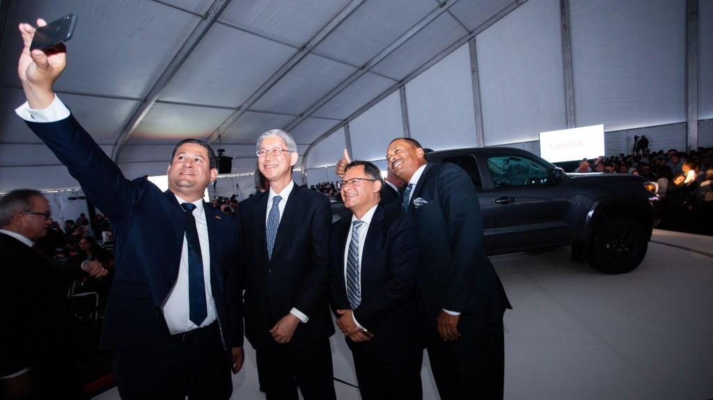 Toyota producirá 100 mil camionetas Tacoma en Guanajuato