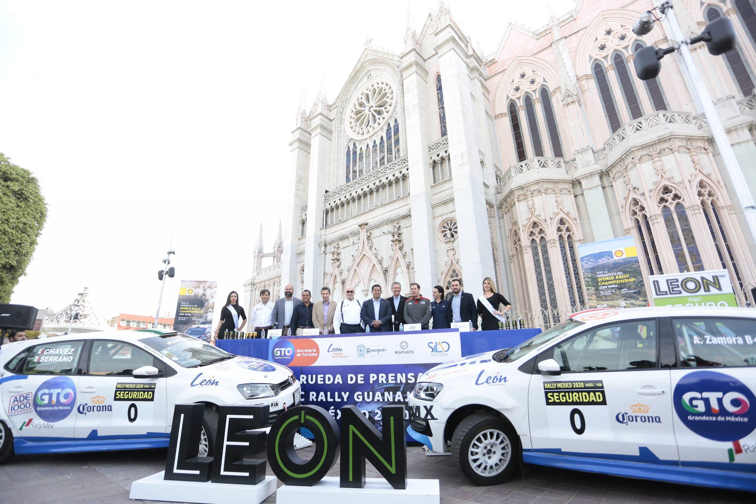 Rally Guanajuto 2020