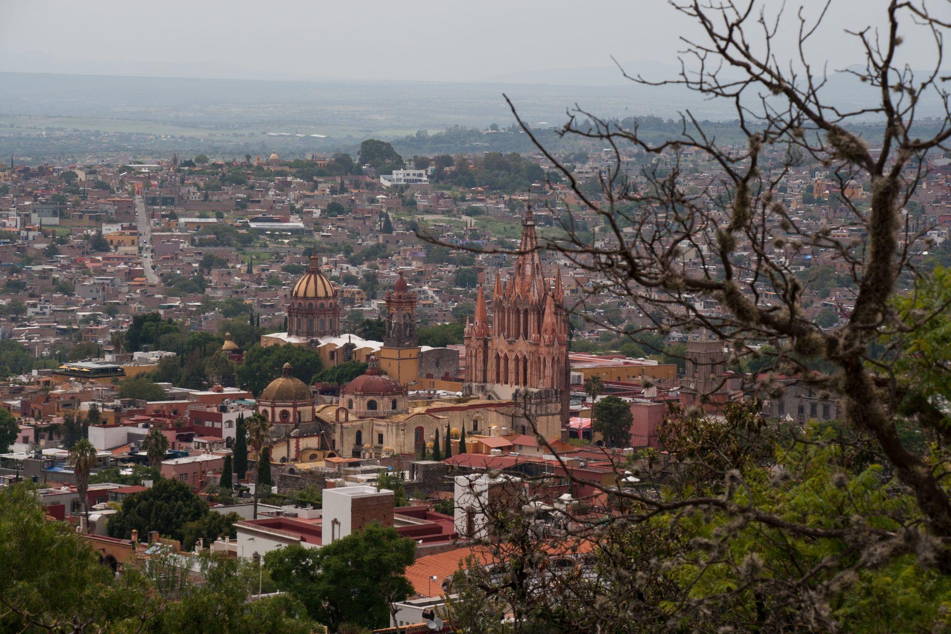 San Miguel de Allende, turismo