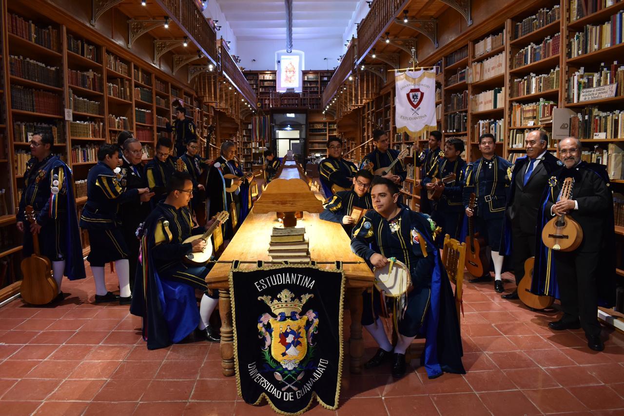 Concierto Estudiantina de la Universidad de Guanajuato