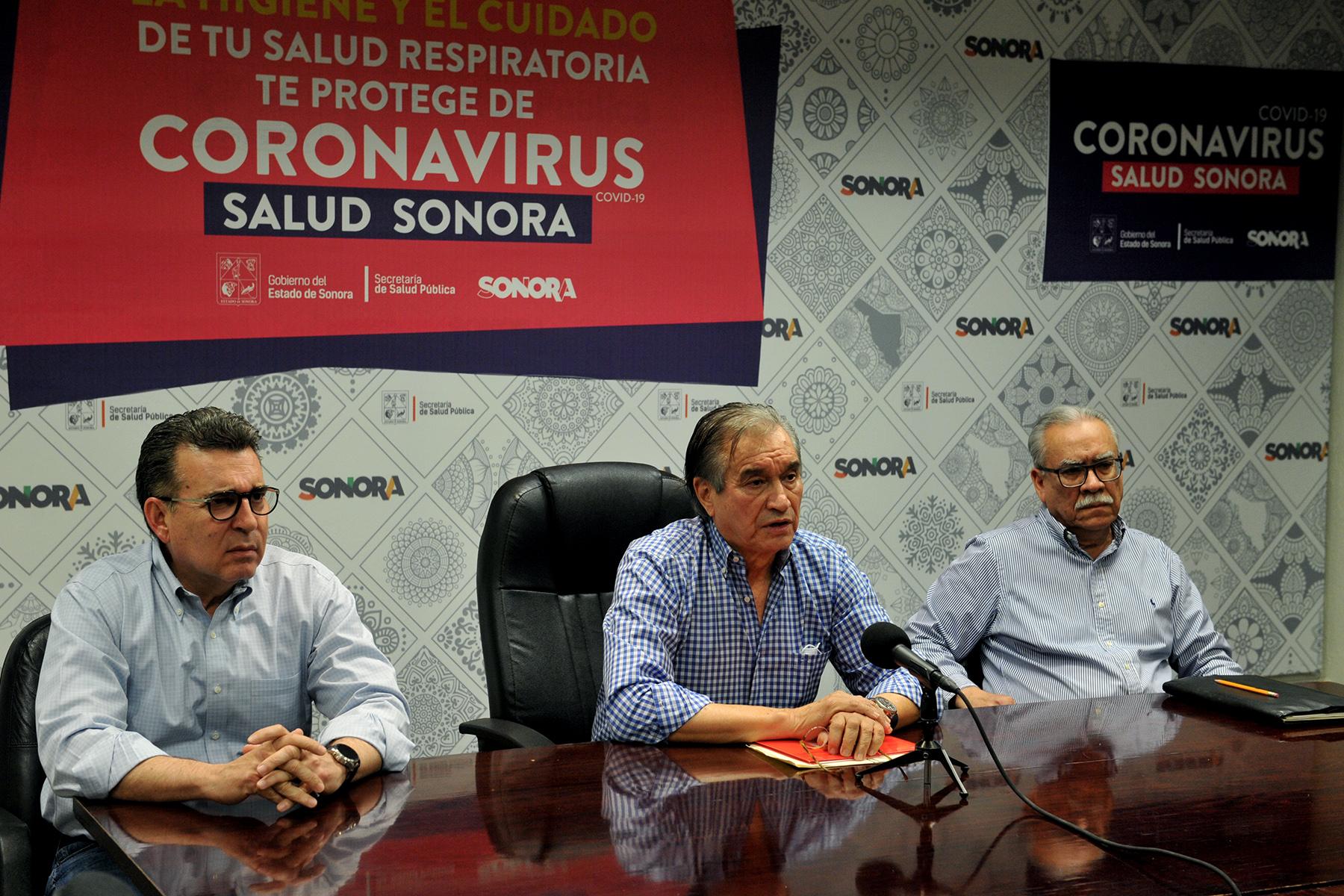 Las empresas deben parar operaciones por humanidad en Sonora: Enrique Clausen