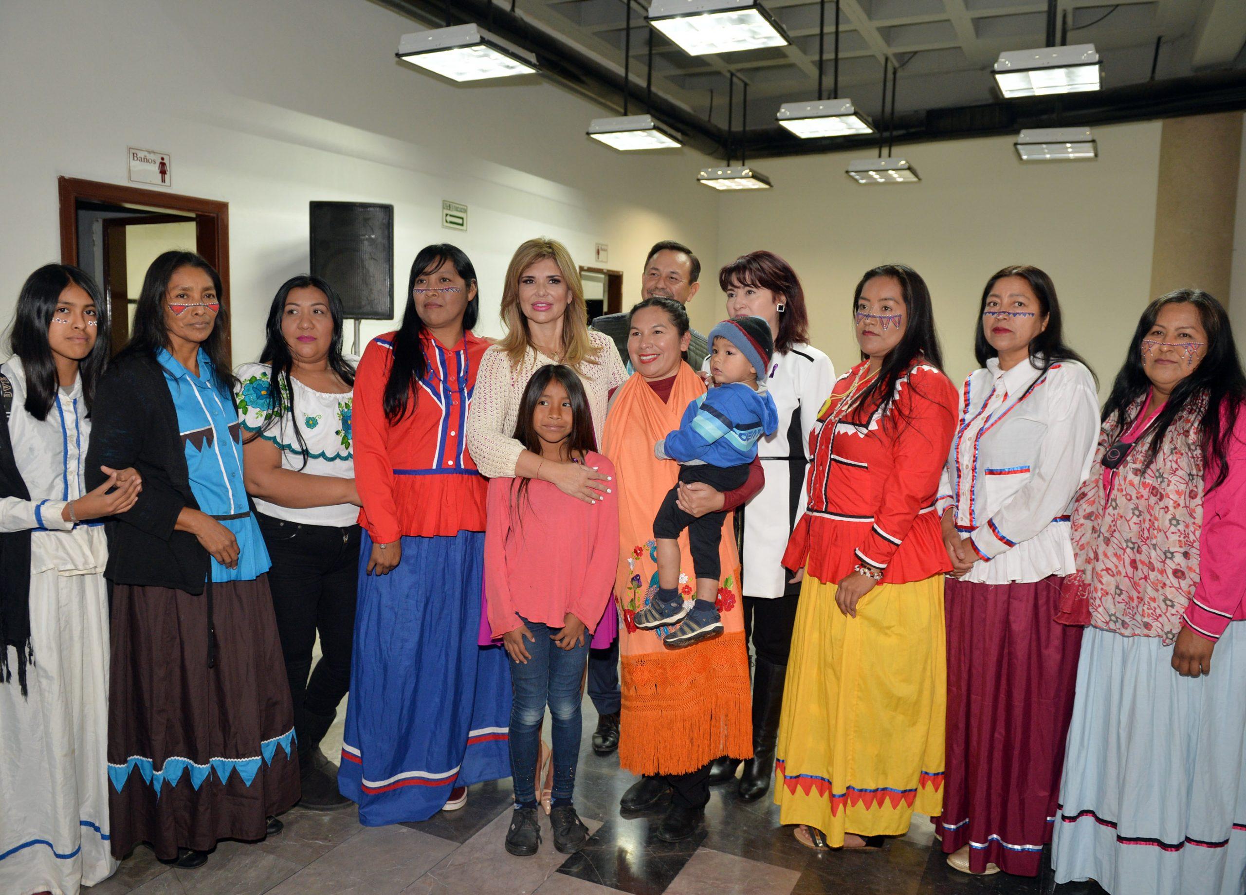Las mujeres de Sonora no quieren palabras, sino acciones concretas: Claudia Pavlovich