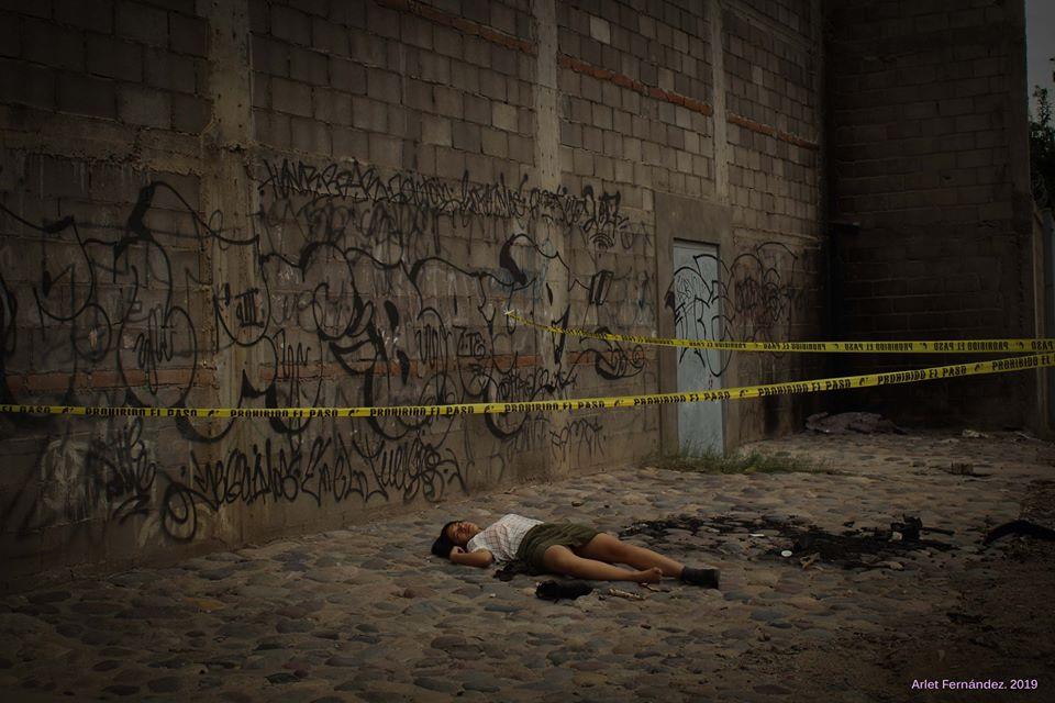 fotografía Unison Feminicidios