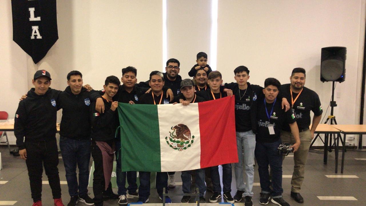alumnos robótica Tijuana