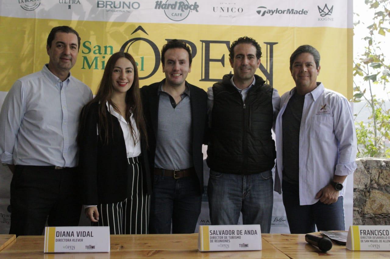 Torneo de golf San Miguel Open