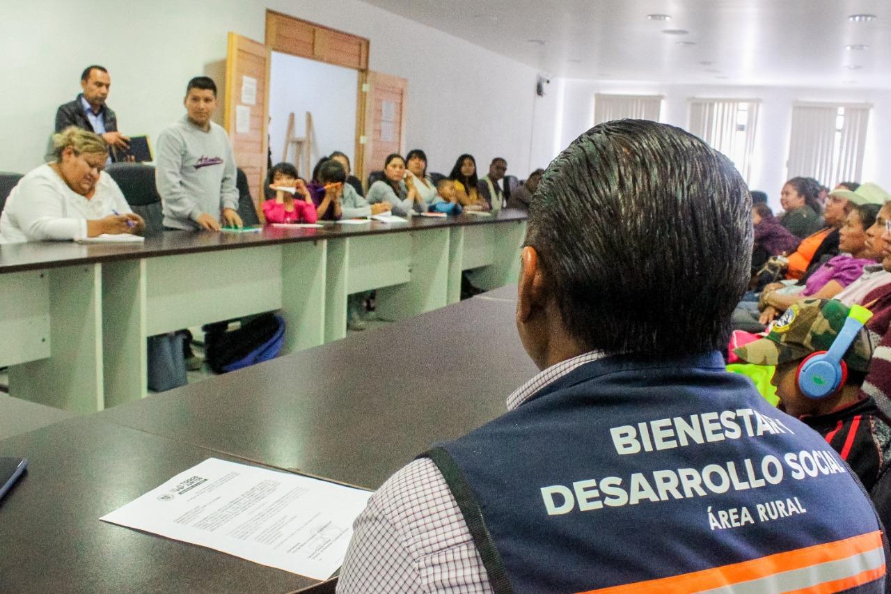indígenas San Miguel Allende