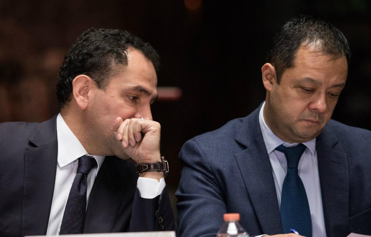 La economía mexicana está blindada, asegura Arturo Herrera