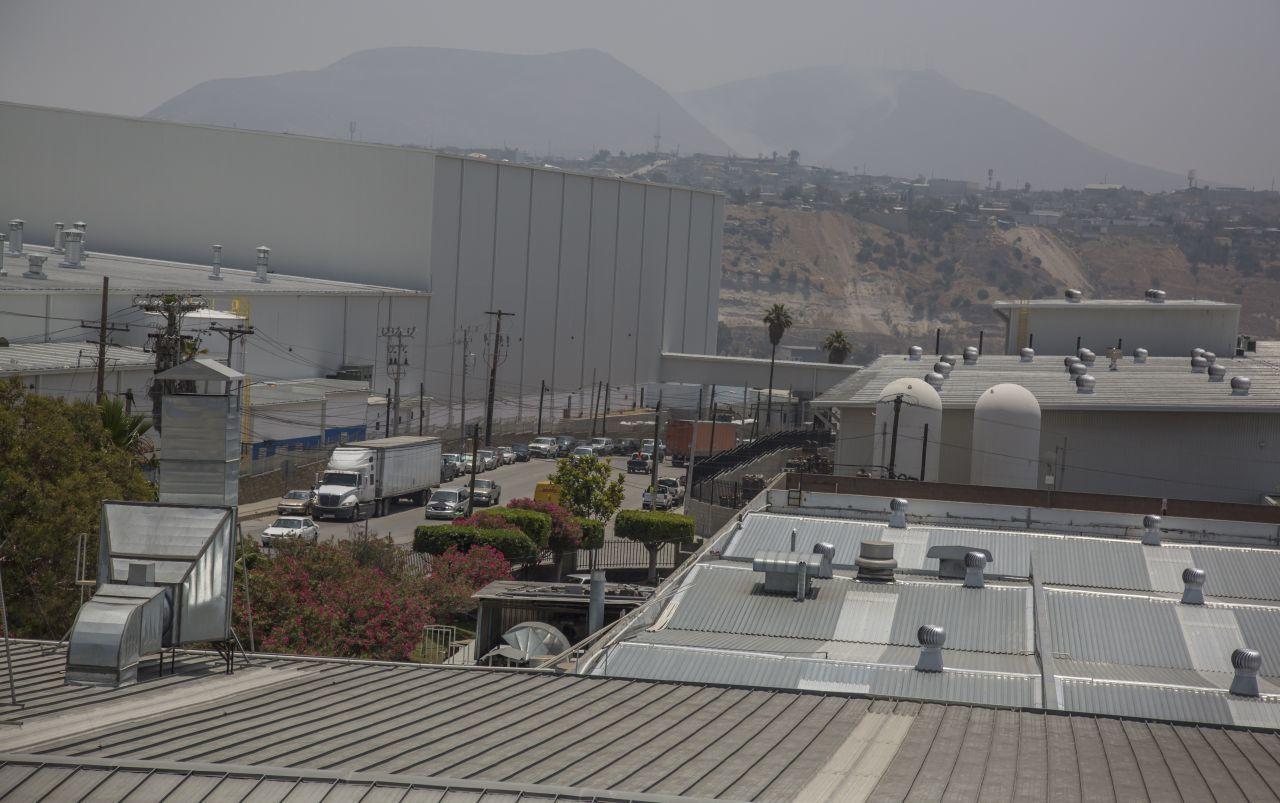 industria maquila Tijuana