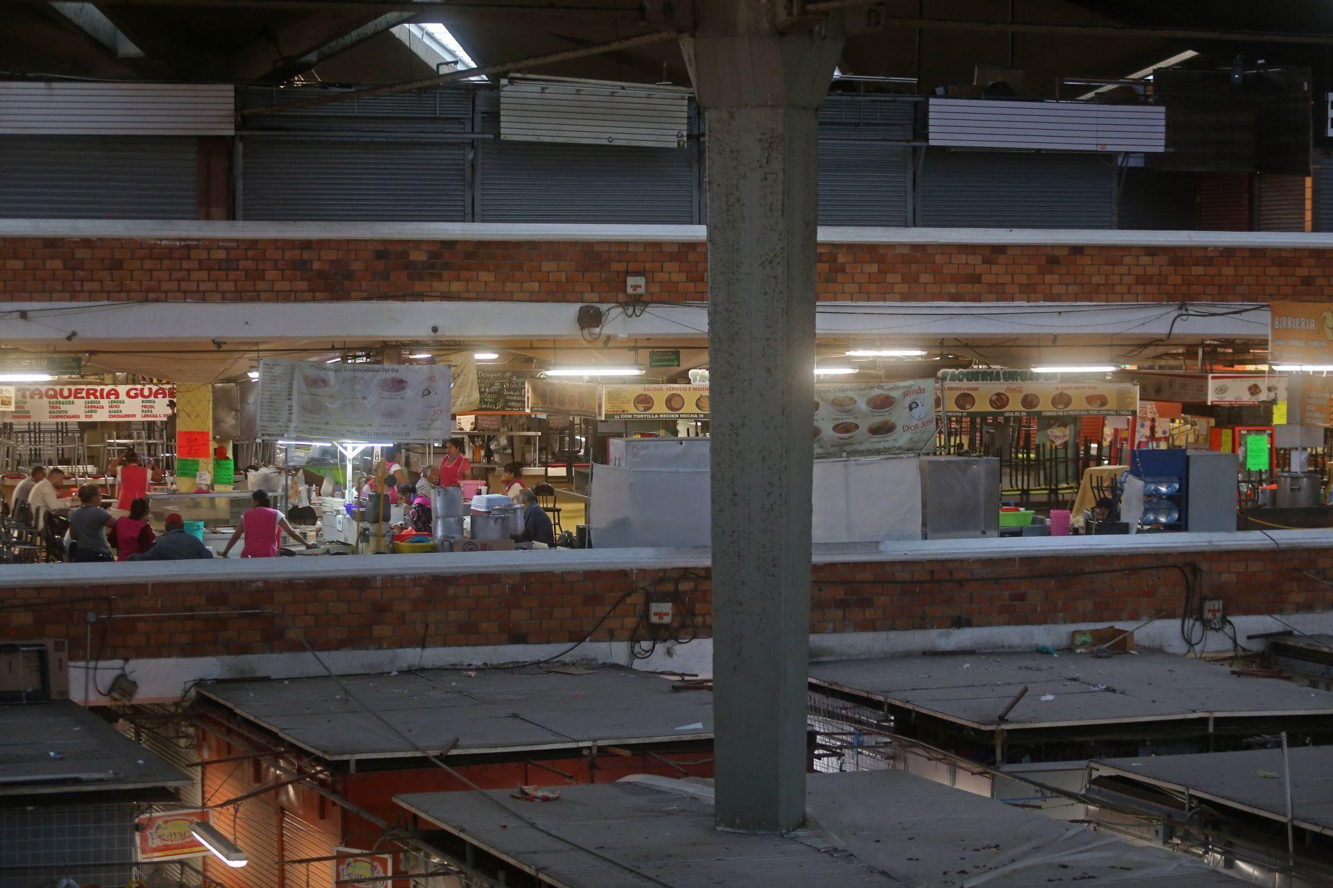 El coronavirus provoca pérdidas de 243 mil 537 mdp en comercios de México