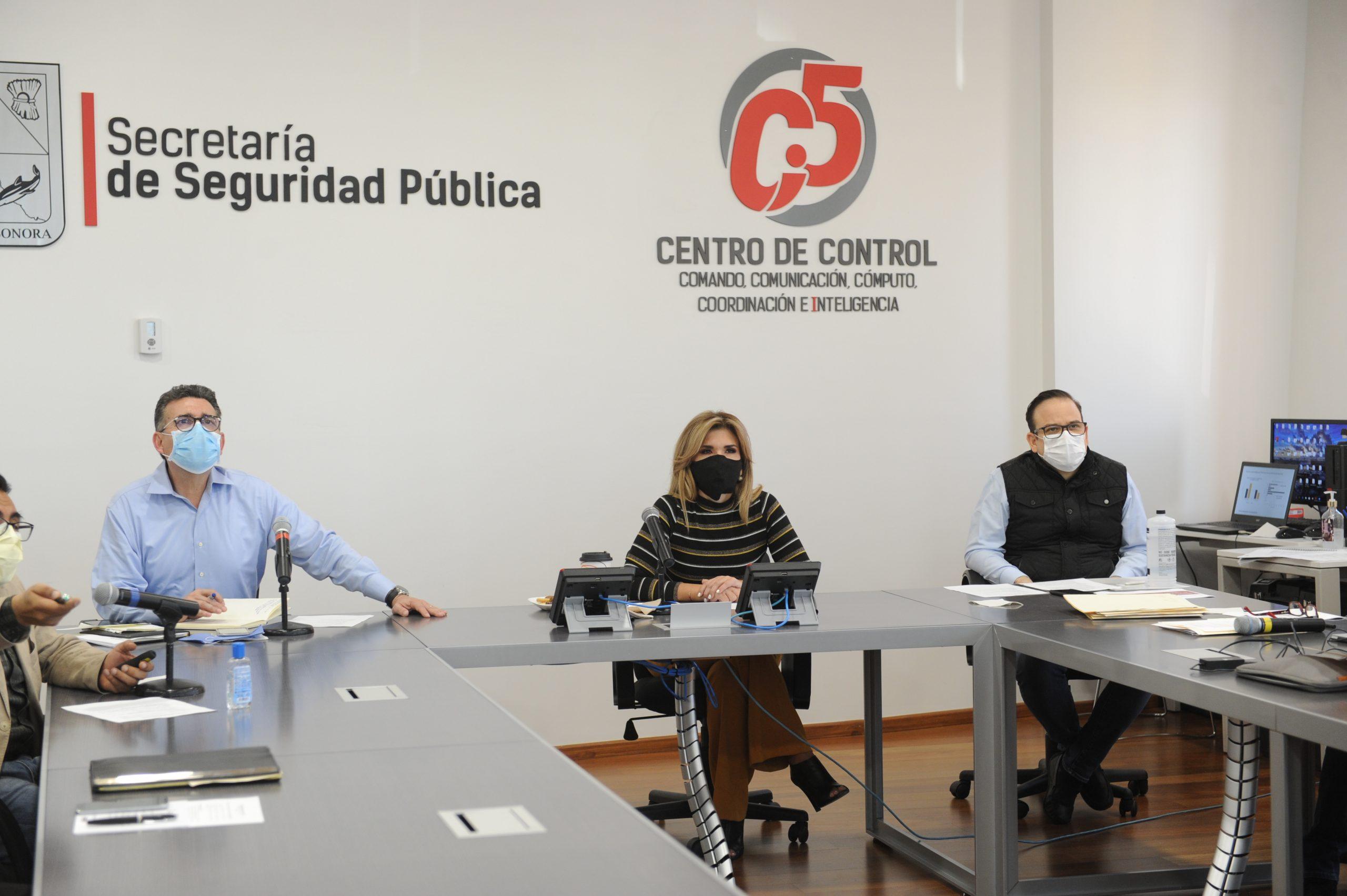 Las medidas disuasivas y coercitivas frenan la velocidad del coronavirus en Sonora