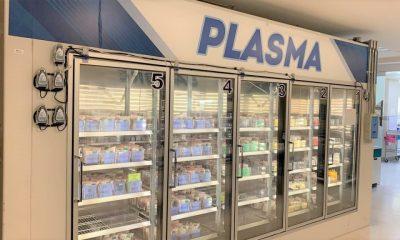 transfusión de plasma vs Covid