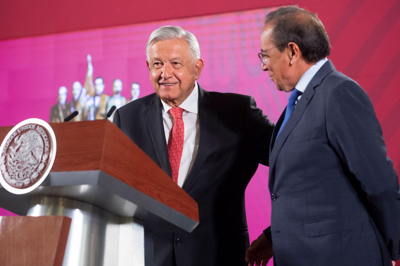 a descalificación no ayuda para sacar a México de las crisis económica: CCE
