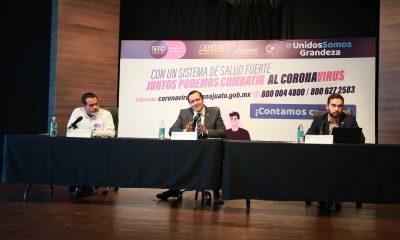 Fase 3 coronavirus Guanajuato