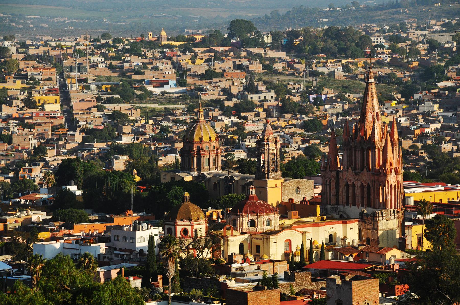 turismo local San Miguel de Allende