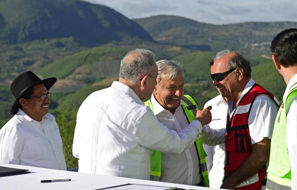 Carlos Slim construirá el segundo tramo del Tren Maya