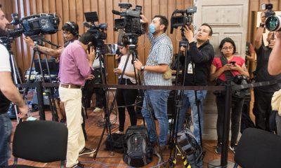 periodistas y coronavirus