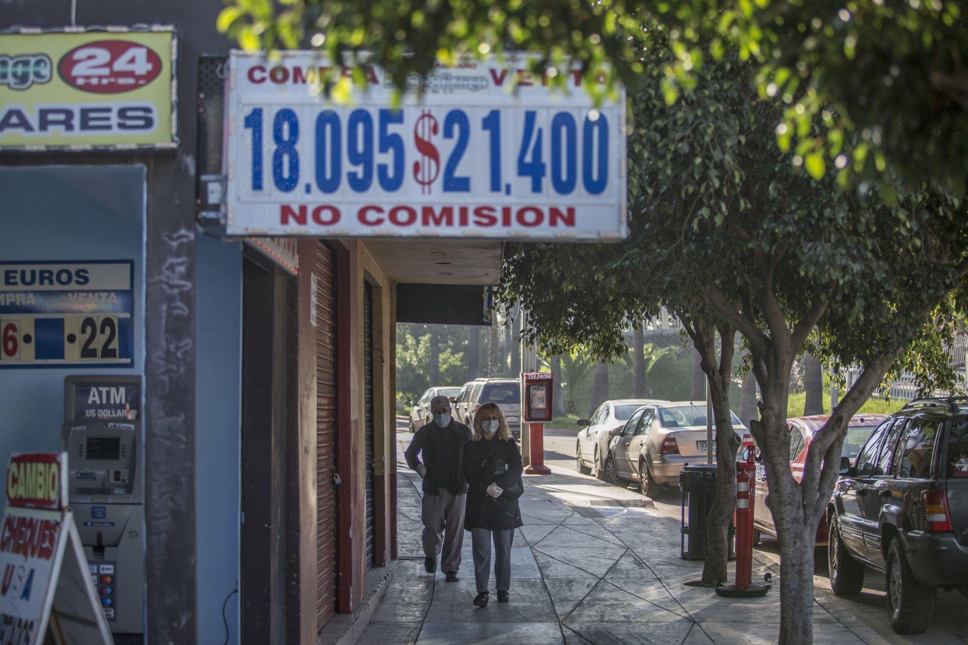 economía coronavirus Tijuana
