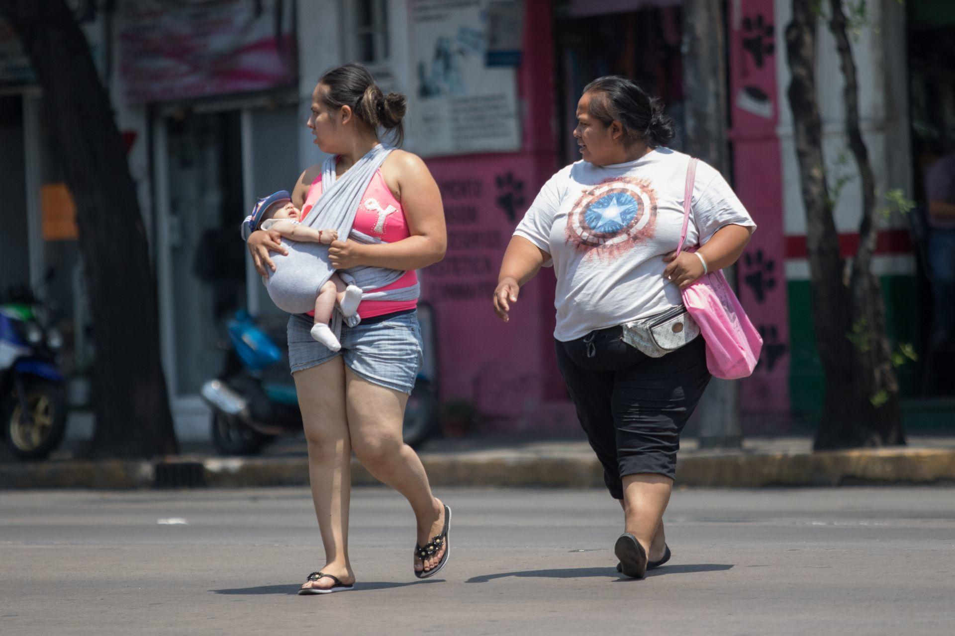 Obesidad vulnerable a coronavirus