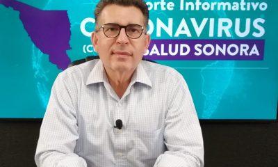 Enrique Clausen Iberri, secretario de Salud de Sonora, dice que la reactivación económica debe hacerse con extremo cuidado para evitar un nuevo brote