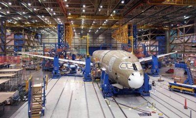 Industria aeroespacial Tijuana