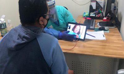 videollamadas iPad IMSS Tijuana