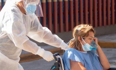 Los médicos y enfermeras de Sonora sin fines de semana por luchar contra el Covid-19